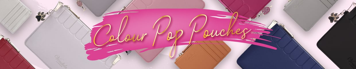 Colour Pop Pouches