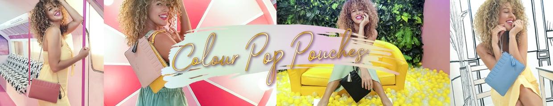 Colour Pop Pouches