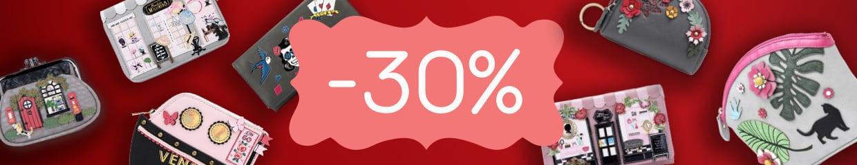 Geldbörsen und Accessoires - Bis zu 30% Rabatt