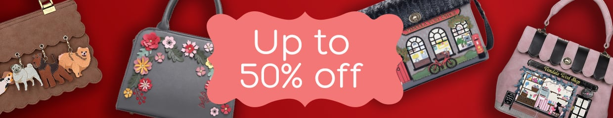 Outlet Bags - Up to 50% Off