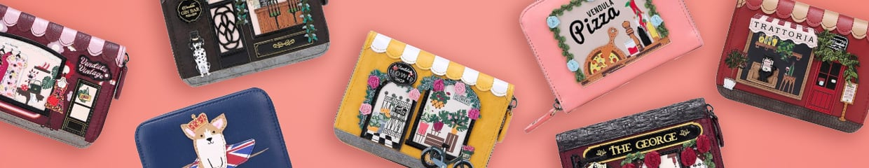 Ladies Small Wallets