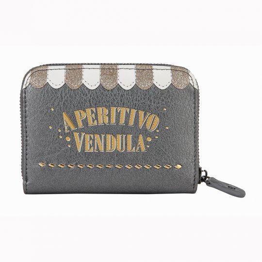 Aperitivo Vendula Truck Kleine Portemonnaie mit Rundum Reißverschluss