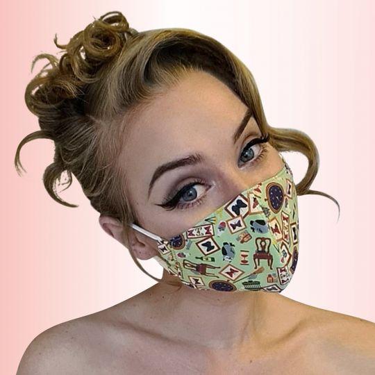 Vendula Apothecary Reusable Face Covering