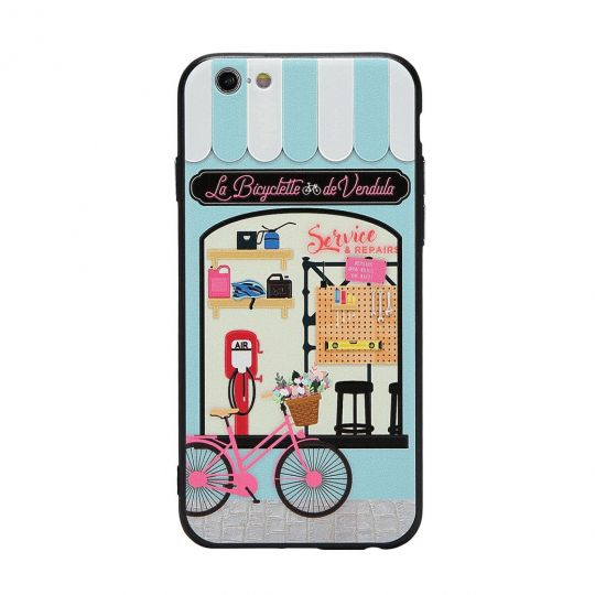 Bicyclette De Vendula Phone Case