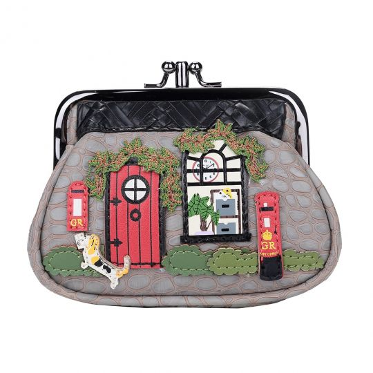 Vendula Post Office Coin Purse With Clip