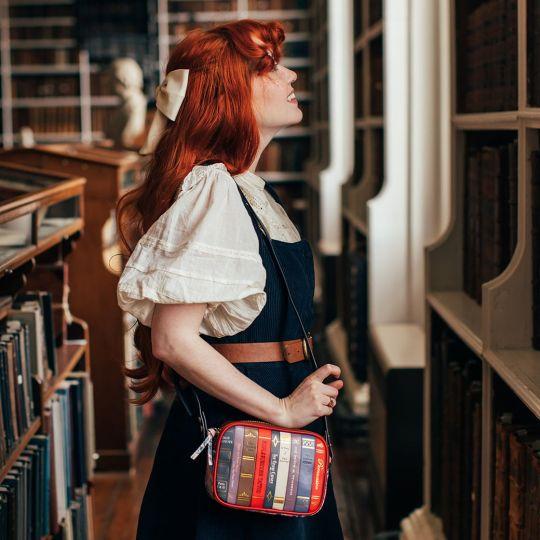 Borsa per Scatola Fotografica Library Book Club