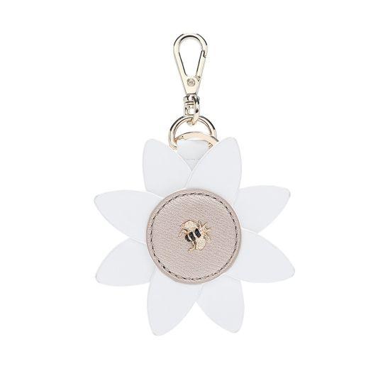 Daisy Garden Flower Key Charm
