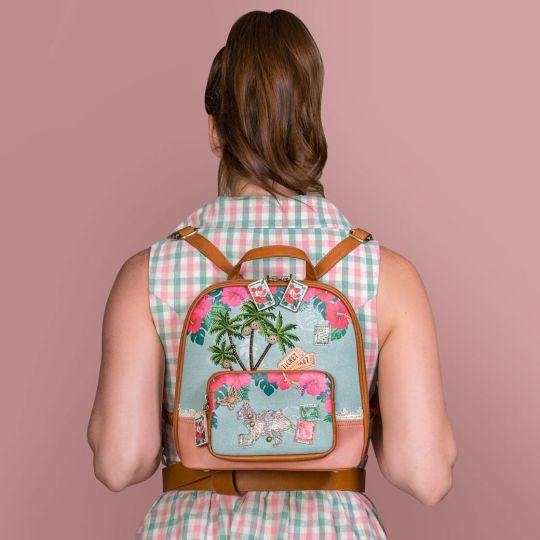 Destination Paradise Backpack