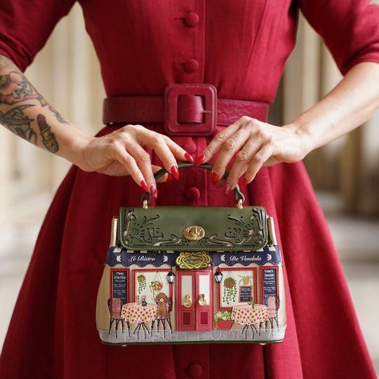 Bistro De Vendula Mini Grace Bag
