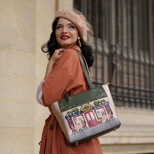 Bistro De Vendula Shopper Bag
