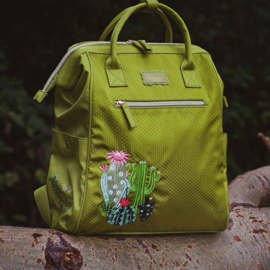 Easy Going Backpack – Green