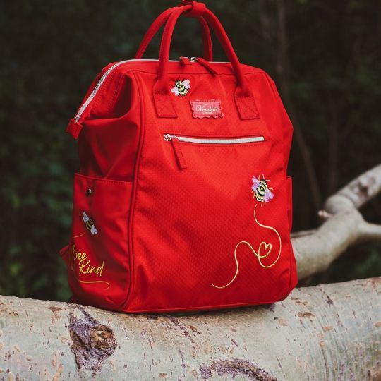 Easy Going Backpack - Red