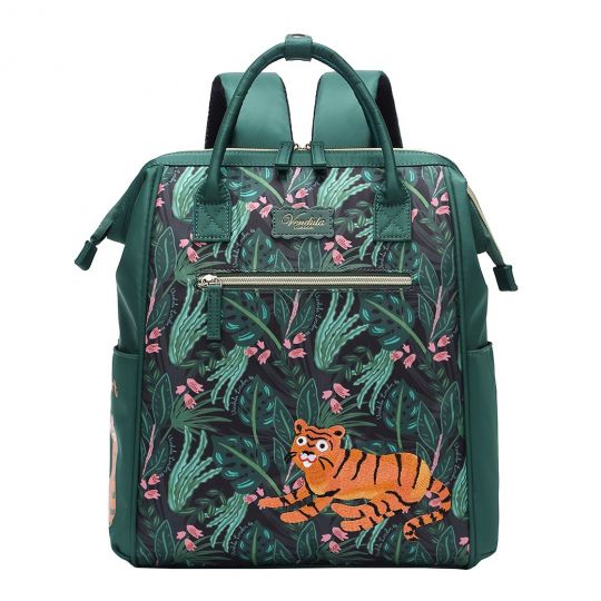 Easy Going Backpack - Green Jungle