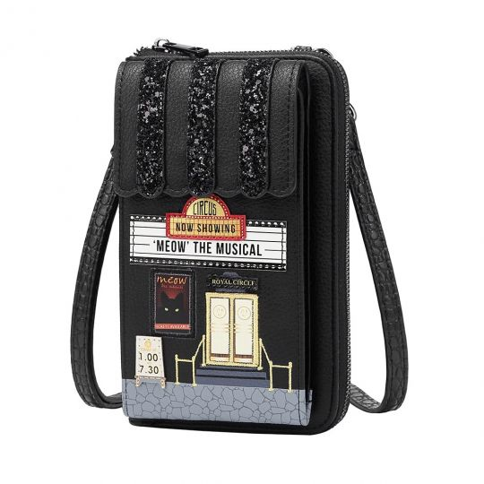 Piccadilly Theatre Phone Wallet