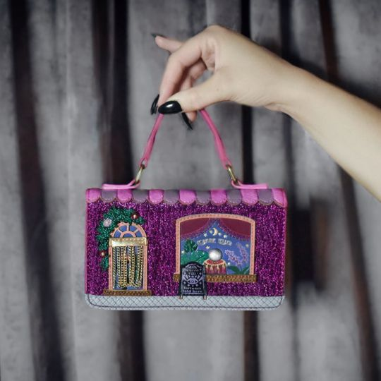 Vendula Fortune Teller Mini Belt Bag