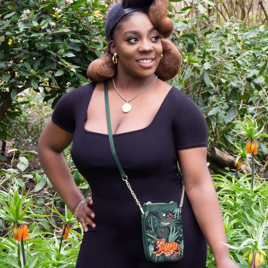 Easy Going Phone Pouch - Green Jungle