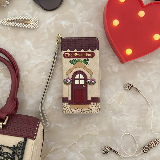 The Swan Inn Pub  - Universal Flip Phone Case