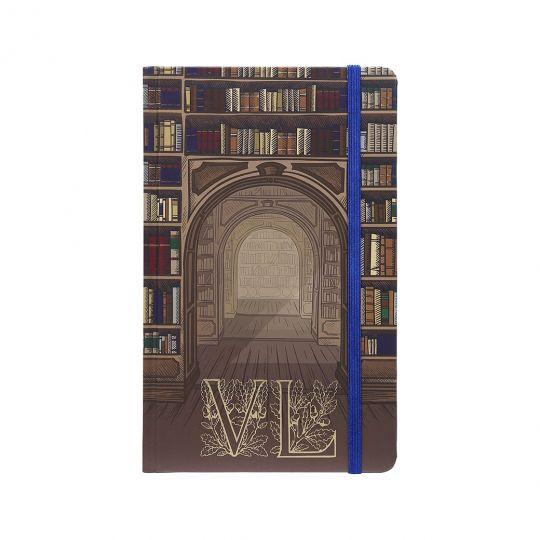 Vendula Library A5-Hardcover-Notizbuch