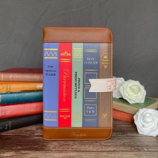 Portafoglio da Viaggio Library Book Club