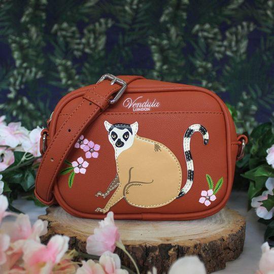 Animal Park Lemur Camera Bag