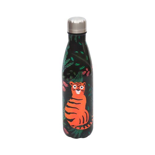 Vendula Jungle Green Insulated Water Bottle 500ml