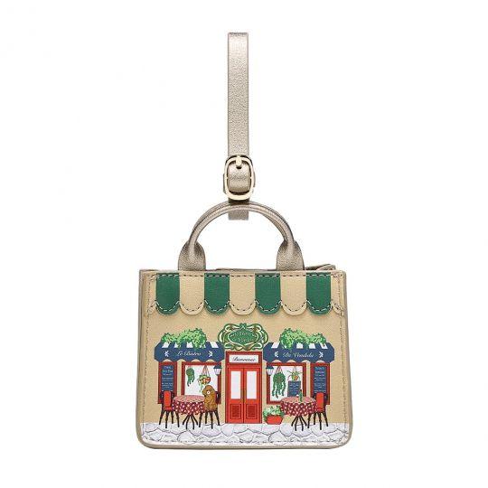 Bistro De Vendula Mini Shopfront Charm