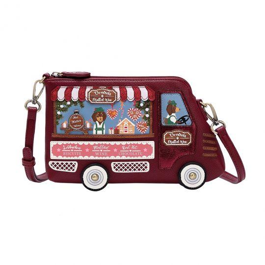 Mulled Wine Truck Unterarmtasche