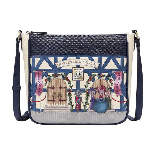 Shakespeare's Theatre - Macbeth Medium Crossbody Bag