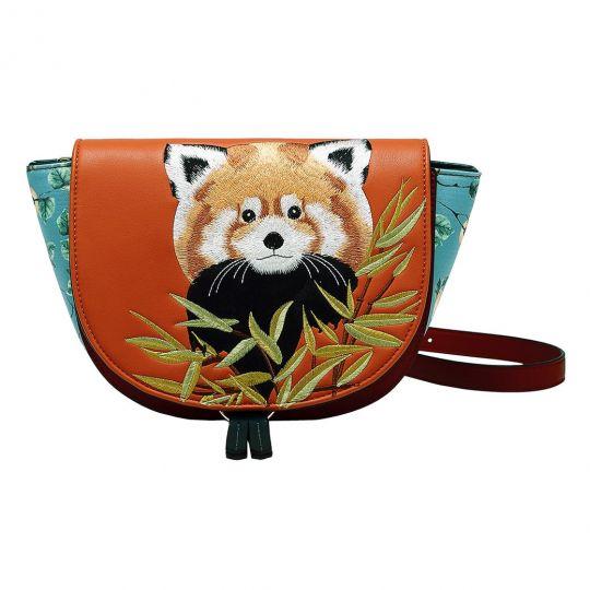 Gardens of the World Japan Red Panda Crossbody