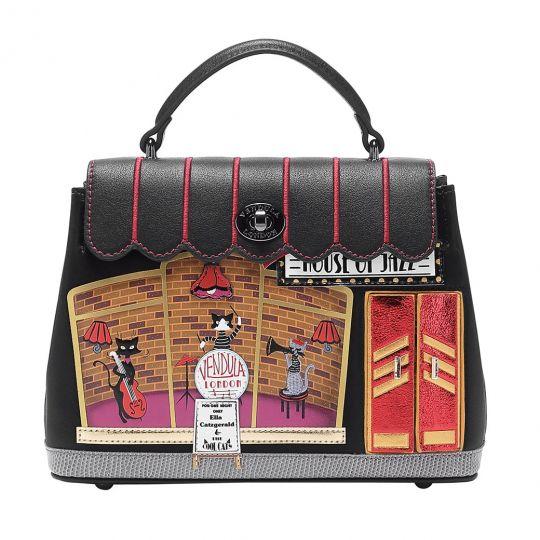 Vendula House of Jazz Mini Grace Bag
