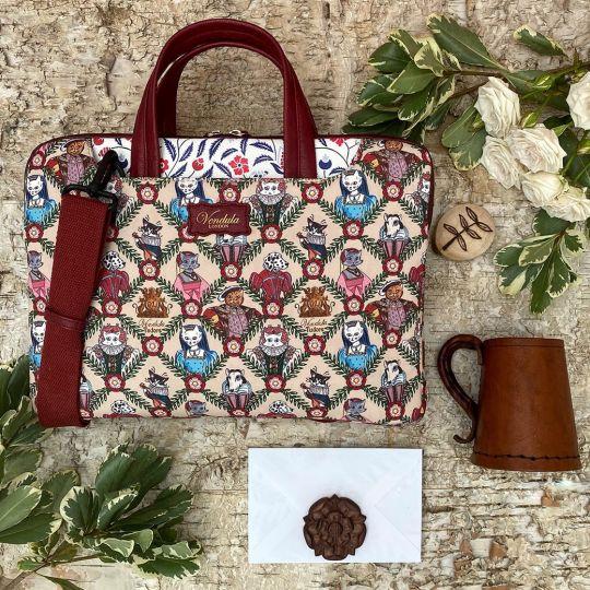 Vendula Heritage: Tudor Laptop Bag