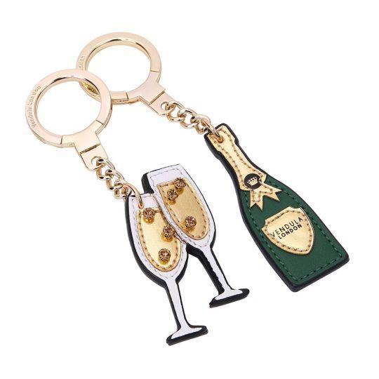 Let's Celebrate Bubbles-Schlüsselanhängerset