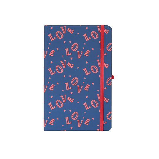 Vendula Love Dark Blue Notebook
