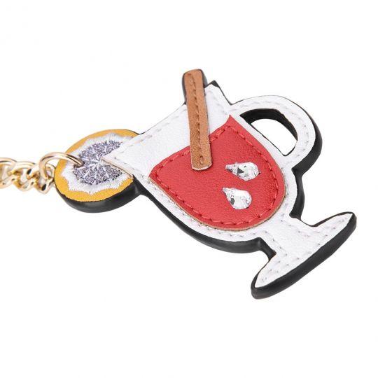Mulled Wine-Weihnachts Schlüsselanhänger