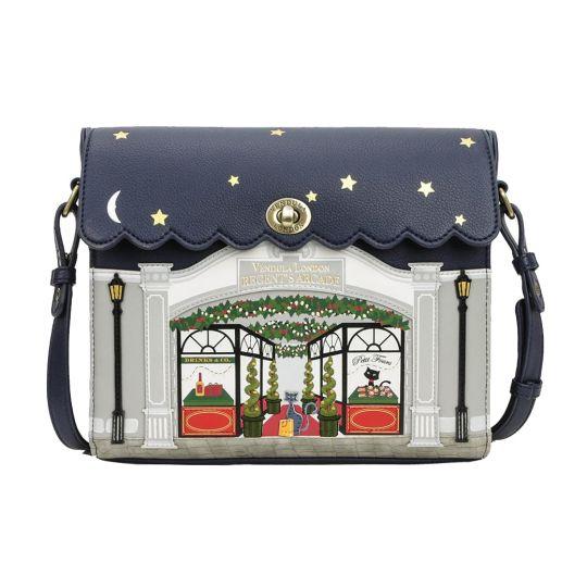 Regent's Arcade Box Bag