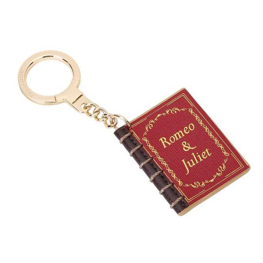 Romeo and Juliet-Buch Schlüsselanhänger