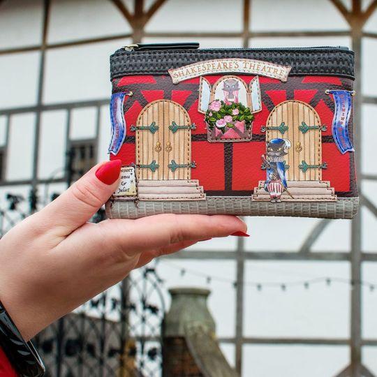 Shakespeare's Theatre - Romeo and Juliet Zipper Coin Purse