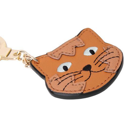 Tabby Red Cat-Schlüsselanhänger