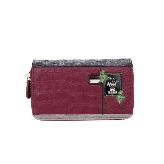 The George Medium Ziparound Wallet