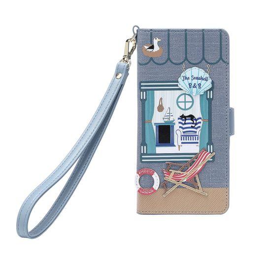 The Seashell B&B  - Universal Flip Phone Case