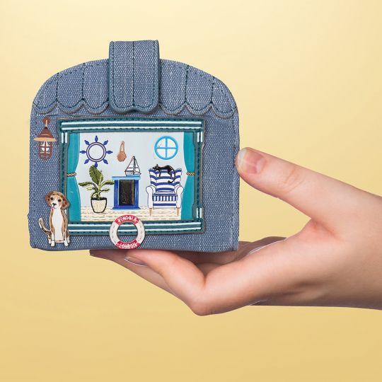 Geldbörse und Kartenhalter The Seashell B&B
