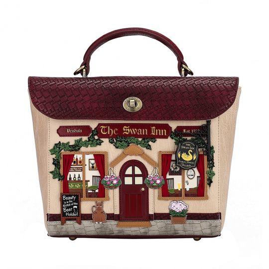 The Swan Inn Pub Backpack