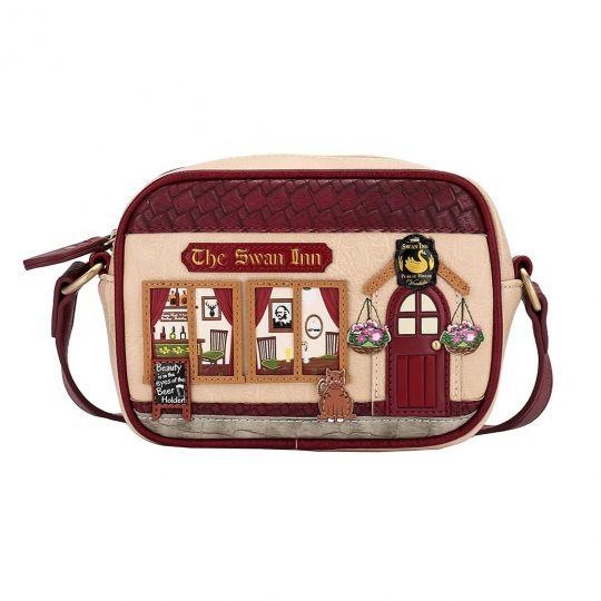 The Swan Inn Pub Camera Bag