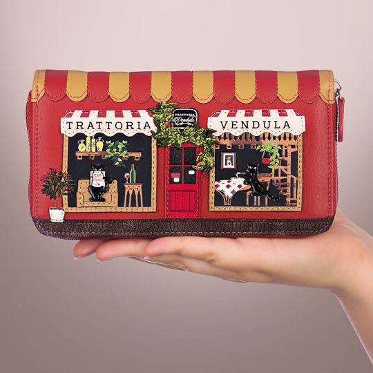 Vendula Trattoria Large Ziparound Wallet