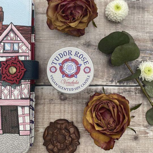 Candela Aromatica Heritage Tudor