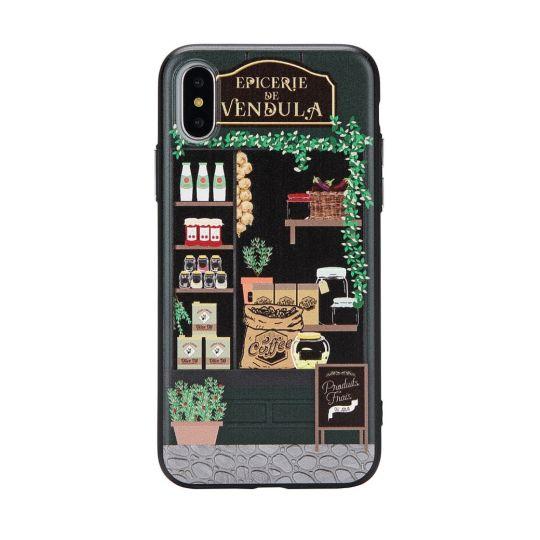 Epicerie de Vendula Phone Case