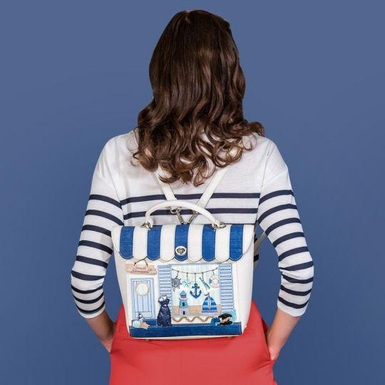 Vendula Seaside Souvenirs Backpack