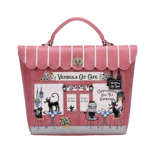 Vendula Cat Café Backpack