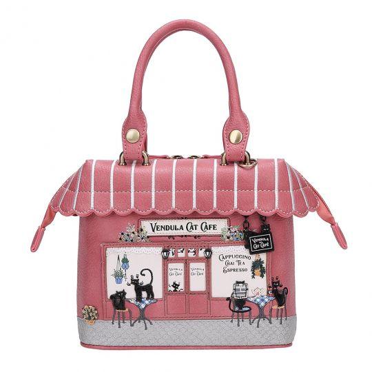 Vendula Cat Café Mini Grab Bag