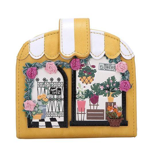 Geldbörse und Kartenhalter Vendula Flower Shop